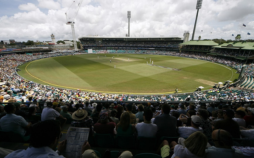 photo of the SCG